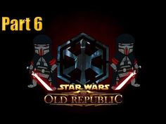 Star Wars The Old Republic Sith Warrior Gameplay Walkthrough Part 6 - Personal Challenge - YouTube