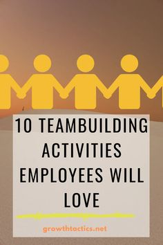 Does your team run like a well-oiled machine? Team building activities for work are a great way to bring everybody together. Fun Team Building Activities, Team Building Exercises, Leadership Activities, Leadership Development, Team Bonding Activities, Professional Development, Team Building Quotes, Icebreaker Activities, Leadership Qualities