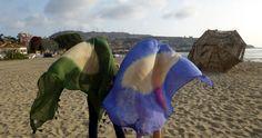 NOMADE Pareos Tie Dye Ibiza