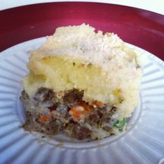 French Lentil Shepherd's Pie - perfect for St. Patrick's Day #vegan #stpatricksday