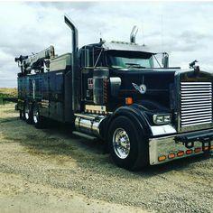 Kenworth Custom W900L Service Rig Big Rig Trucks, Dump Trucks, Toy Trucks, Lifted Trucks, Fire Trucks, Welding Trucks, Welding Rigs, Peterbilt Trucks, Chevy Trucks