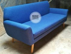Scandynavian sofa - retro sofa - midcentury sofa - shabychic sofa - vintage sofa  Order ? Ph/wa 085330178829