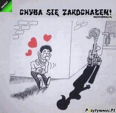 Chyba się zakochałem - Pozytywniej.pl