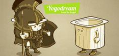 Görögebb joghurt! Mitől lesz egy joghurt görög? Alapvetően a joghurt és a benne lévő baktérium fajták vannak kőbe vésve, de a görög joghurt görögsége vitatiott. Ami viszont tény, hogy a görög joghur egy sűrűbb, alacsonyabb zsírtartalmú, kevesebb savót tartalmazó joghurt amiben több a fehérje és kevesebb a szénhidrát, így az egészséges életre áhítozók egyik kötelező tápláléka. Nem véletlenül ilyen népszerű nyugateurópában és az USA-ban. http://yogodream.com/?p=7154
