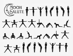 Risultati immagini per saluto alla luna