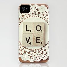 love... iPhone Case by Beverly LeFevre - $35.00
