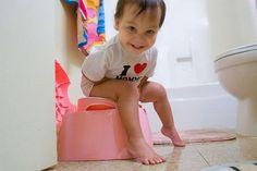 ¿Cómo enseñarle a ir al baño y dejar el pañal? - Eres Mamá
