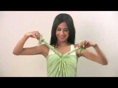 Cách làm váy maxi đẹp trong 2 phút
