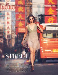 nice VOGUE TAILÂNDIA | Editorial Moda Fevereiro 2013 | Anais Pouliot por David Bellemere