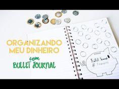 Organizando as Finanças no BULLET JOURNAL - YouTube