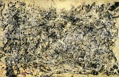 jackson pollock   Jackson Pollock, Number 1A, 1948
