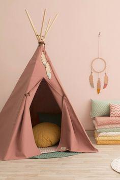 Für unsere kleinen Indianer! Ein weiteres Projekt, das auf der Maison & Objet in Paris vorgestellt wurde.
