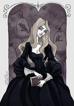 Melody by IrenHorrors.deviantart.com on @DeviantArt
