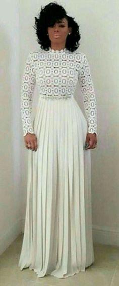 Wedding elegant classy skirts for 2019 African Wear, African Dress, African Fashion, African Women, African Style, Glamour, Look Fashion, Womens Fashion, Classy Fashion