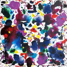 Prints by Sam Francis  Title: Jackson Pollock