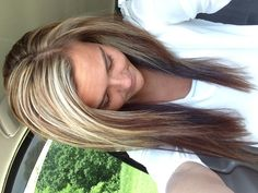Reverse ombre . not a huge fan of ombre but I really like this one!