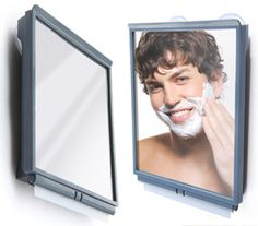 Win a Toilettree Products Fogless Travel Shower Mirror!