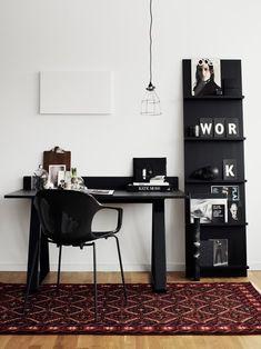 Med laptops och Ipads har det traditionella arbetsrummet nästan spelat ut sin roll. Nu sitter vi gärna uppkopplade i soffan eller vid...