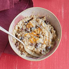 If you like rice pudding, you'll like quinoa pudding. Most Americans don't think of quinoa for sweet dishes, but Peruvians use it like rice to make sweetened puddings and custards. Here's a light and creamy quinoa pudding that exudes aromas of orange, cinnamon, anise, and coconut. Like rice pudding, it includes the occasional raisin.