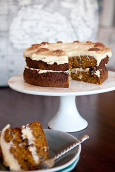 I'm always looking for a really good cake recipe.  Not store bought or boxed. carrot_cake3