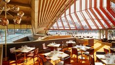 The Interior Decor Of Sydney Opera House The famous sydney opera house is designed by the jorn utzon architect and it is situated at australia. Here are the marvelous pictures of sydney opera house interior for you to see! Best Bars In Sydney, Best Restaurants In Sydney, Visit Sydney, Australian Food, Grilled Peaches, House Restaurant, Restaurant Design, In Season Produce, Wine List