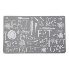 """Cooks Kitchen Comfort Mat - Multicolor (18""""X30"""")"""