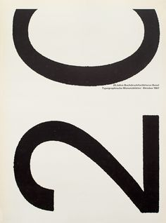Emil Ruder TM Cover from 1967 issue 10