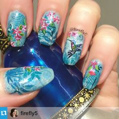 Instagram media by nailpromote - #Repost @firefly5