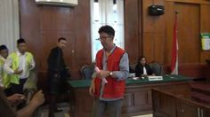 Terdakwa Koboy Dituntut Empat Bulan Penjara