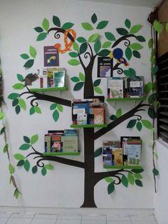 Rincón biblioteca 4