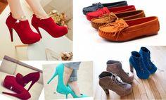 Como limpar sapatos de camurça e de couro
