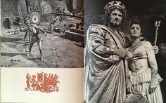Lux Film, Ulisse (brochure), Roma, 1954