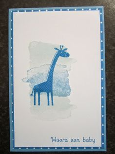 Zoo Babies by Stampin Jacqueline