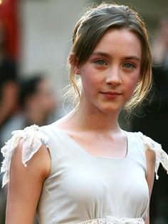 Primrose Everdeen- Saoirse Ronan (though she's too old for the part now)
