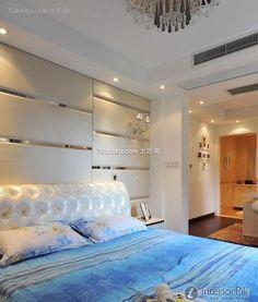 Modern fashionable bedroom design 2015