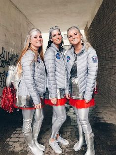 # carnival # costume # group costume # dress up # carnival costume # Group costume # Carnival costumes Space Costumes, Group Halloween Costumes, Cute Costumes, Group Costumes, Halloween Party, Halloween Makeup, Halloween Outfits, Halloween Ideas, Diy Carnival