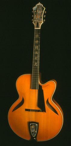 Nickerson Guitars - Equinox Custom