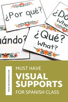 Check out ideas for Spanish classroom decor in elementary, middle, Spanish Classroom Posters, Spanish Bulletin Boards, Spanish Classroom Activities, Class Bulletin Boards, Spanish Posters, French Language Learning, Teaching Spanish, Dual Language, Spanish Teacher