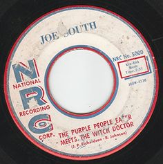 """45vinylrecord The Purple People Eater Meets The Witch Doctor/My Fondest Memories (7""""/45 rpm) NRC http://www.amazon.com/dp/B00OTX38U8/ref=cm_sw_r_pi_dp_G27Cvb1CM7WW8"""