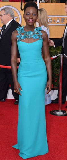 Lupita Nyong'o - every interview she does makes me like her even more each time