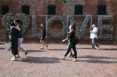 Things to do in Toronto; Distillery District