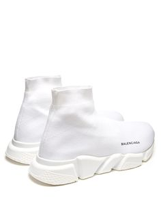 BALENCIAGA Speed low-top sock trainers from MatchesFashion (men, style, fashion, clothing, shopping, recommendations, stylish, menswear, male, streetstyle, inspo, outfit, fall, winter, spring, summer, personal)