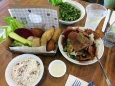 K-bab Middle Eastern Restaurant: The Taste of the Galilee.   Koah Junction, Route 90, south of Kiryat Shemona.