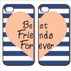 Cute case for u and ur bestie