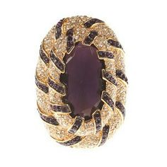 Samantha Wills Abu Dhabi Ring Samantha Wills, Abu Dhabi, Burlap Wreath, Rings, Vintage, Jewellery, Collection, Jewels, Jewelry Shop