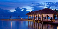 Resort Photos and Videos at Sandals Negril, Jamaica.....our private dinner location