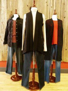 Mill Street Clothing Co. #fallfashion #denim