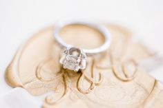 diamond engagement ring | Image by Gigi Fine Art