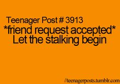 pictures of teenager post | the little firefly: 30 Days of Teenager Posts: (03/18/12) Accepted