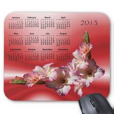 Glad Calendar ~ mousepad
